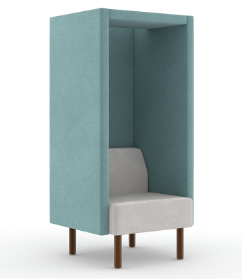 Pairings® One-Seat Nook