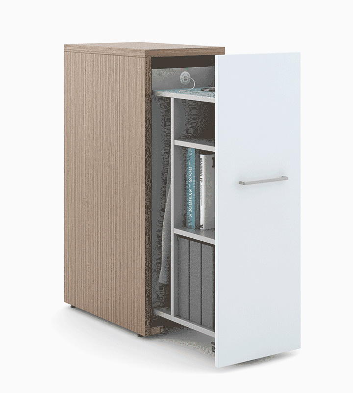 Footprint Pull-out Storage