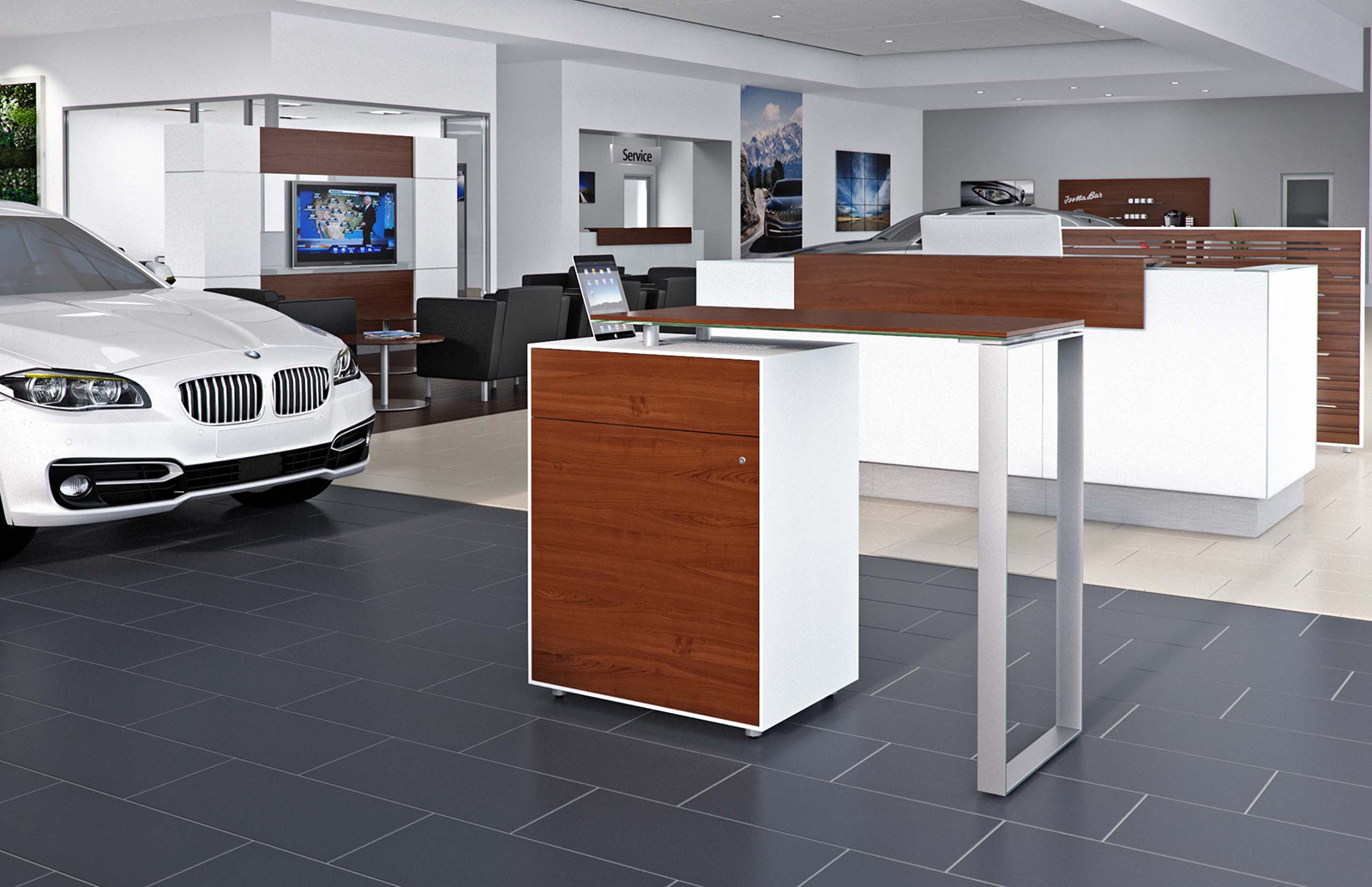 BMW Kimball - Kimball office furniture