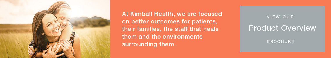 Kimball Health Product Overview Brochure