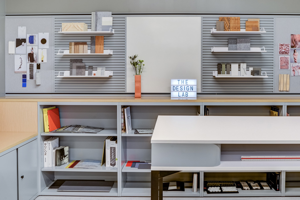 The Design Lab At Bell Works, A New Co Working And Open Collaborative  Space, Is A Creative Collaboration Between Kimball And Paolo Zamudio Where  Every Piece ...