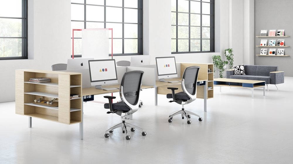 Products Kimball - Communal work table
