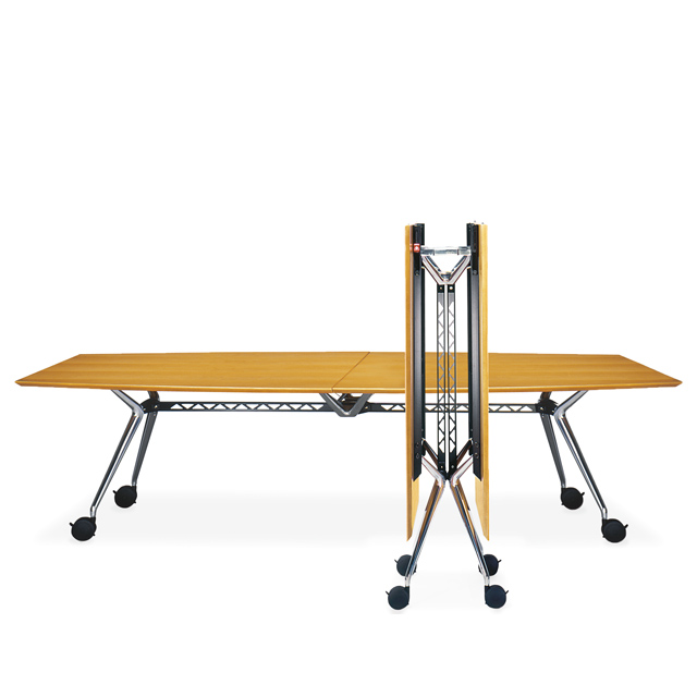 Aspire Kimball - Folding boardroom table